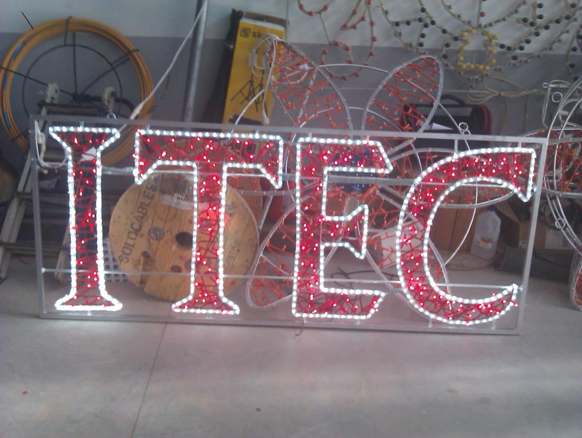 Iluminación de ferias24 ITEC
