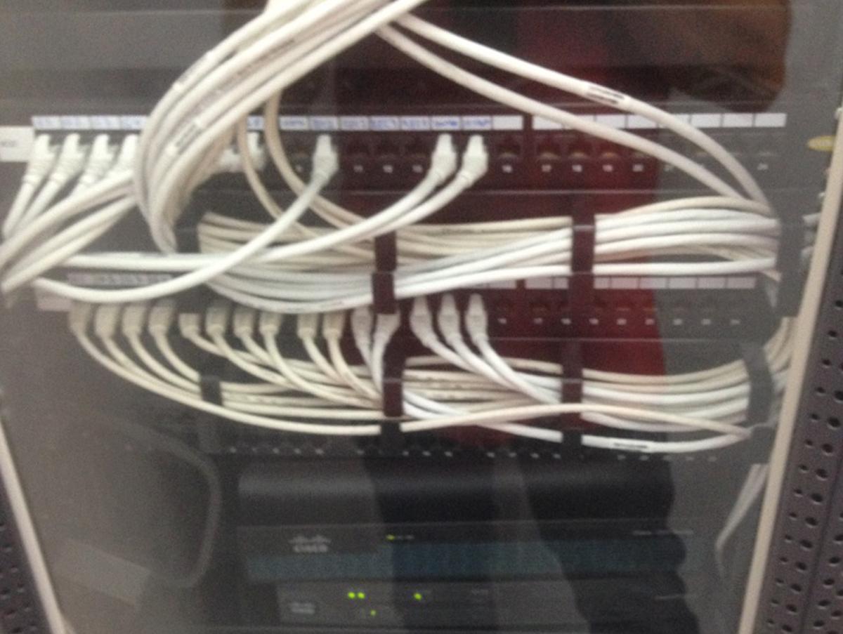 Montaje de redes informáticas